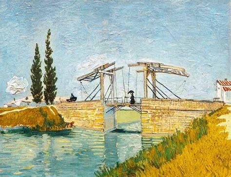 Peinture Acrylique Sèche by Le Pont De Langlois 224 Arles Peinture Huile Sur Toile De