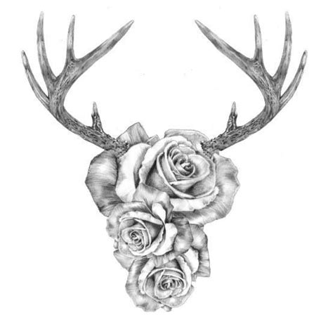 elk antler tattoo designs best 25 antler tattoos ideas on geometric