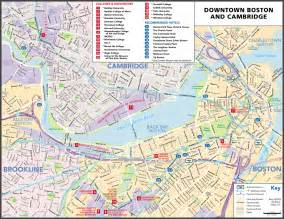 Map Of Downtown Boston by Similiar Map Of Downtown Boston Attractions Keywords