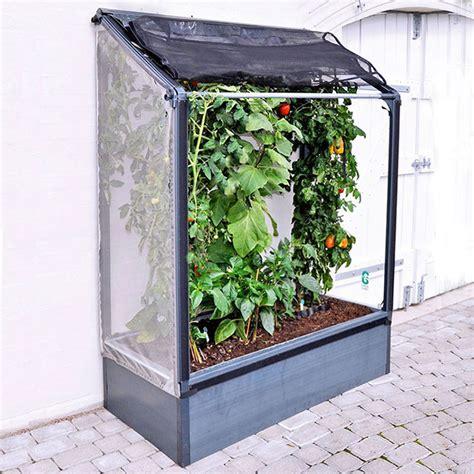 Vegetable Planter Raised Bed Green ultimate vegetable grower lean to high hobby greenhouses 1 000 greenhouse megastore