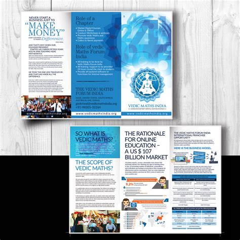 Online Design Brochure Brickhost 57594585bc37 Franchise Brochure Templates
