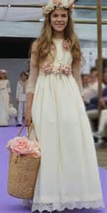 vestidos de mercedes de alba | tendencia comunion 2017