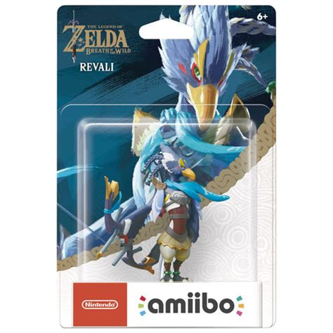 amiibo the legend of breath of the revali