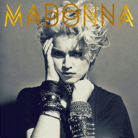 Cd Madonna madonna fanmade covers the album reloaded demos