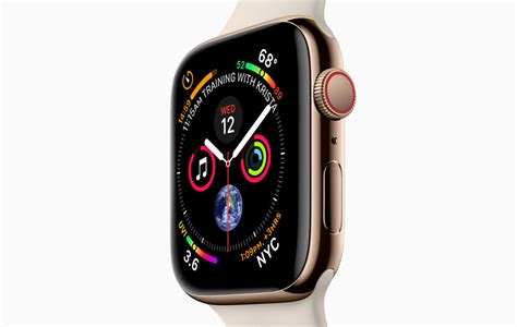 Apple Series 4 by Apple Series 4 Fall Detection Feature Is Turned By Default Unless You Re At Least 65