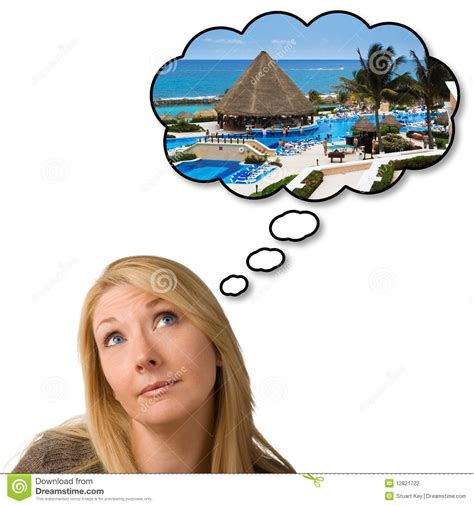Beach Home Plans by Dreaming Of Holiday Vacation Stock Photography Image
