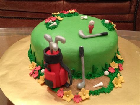 Golf Themed Ls by Fazy S Kitchen Golf Theme Cake
