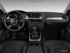 2009 Audi A4 2009 Audi A4 Interior U S News World Report