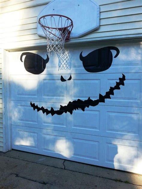 garage halloween decorations ideas decoration love