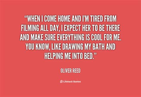 oliver reed quotes quotesgram