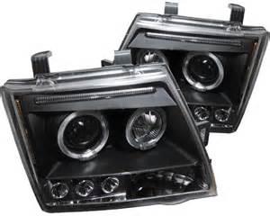 2005 Nissan Xterra Headlights Buy Halo Headlights 2005 2006 2007 Nissan Xterra Custom