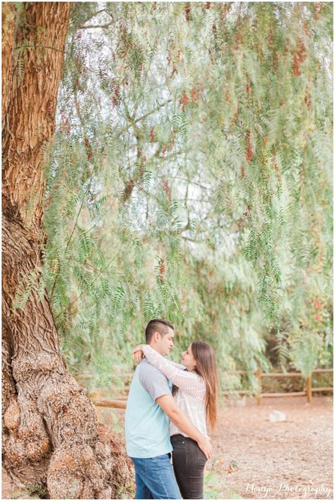 Orange County Wedding Photographer by Engagement Alex Carbon Regional Park