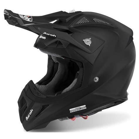 airoh motocross helmets uk airoh aviator 2 2 matt black motorcycle helmets from