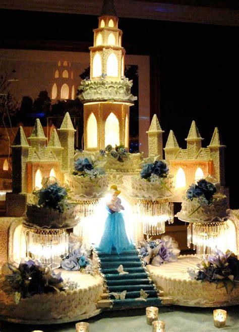 quinceanera castle themes quinceanera cake cinderella castle