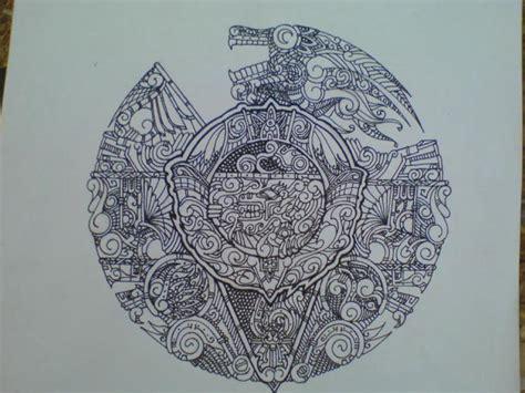 aztec art tattoos aztec designs wallpaperpool