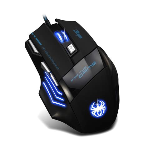 Mouse Usb M Tech 03 By Sofwancell original brand 7200 dpi professional gaming mouse hi