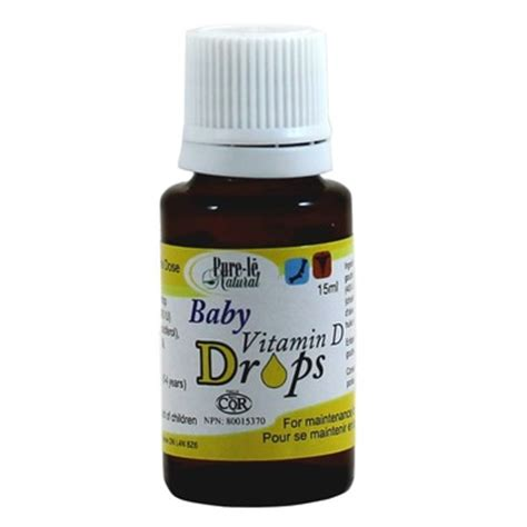vitamin d le buy le baby vitamin d drops at well ca free