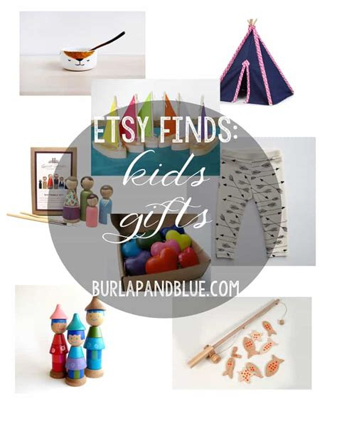 christmas gifts for kids from etsy