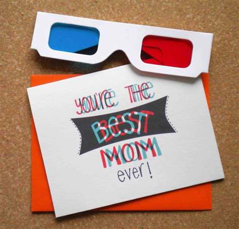 best mothers day cards 18 creative diy mothers day cards
