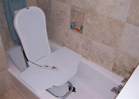 handicap bathtub lifts handicap bathtub lift from accessible environments inc