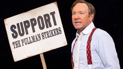 the curtain falls kevin spacey clarence darrow review arthur ashe stadium a misguided