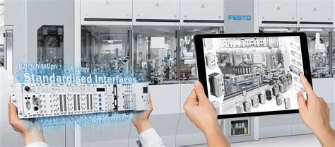 Bewerbung Ferienjob Festo Industrie 4 0 Festo Unternehmen