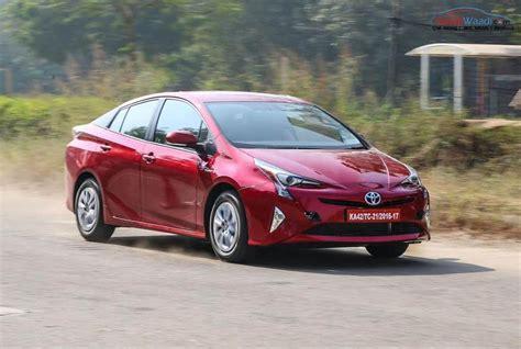 Toyota Prius Launch 2016 Toyota Prius Hybrid India Launch Specs Price Features