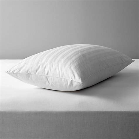 Lewis Goose Pillow by Buy Lewis Collection Siberian Goose Feather And Standard Pillow Medium Firm