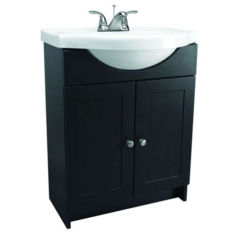 design house vanity top design house 31 in euro style vanity in espresso with