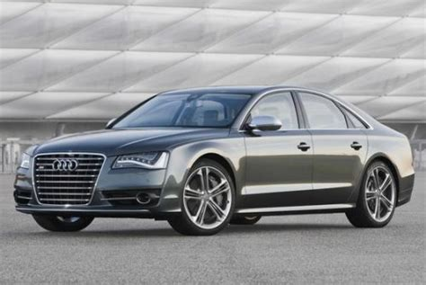 Audi A8 Supercharged by The 2013 Audi A8 To Feature New 420hp Turbo V8 S8