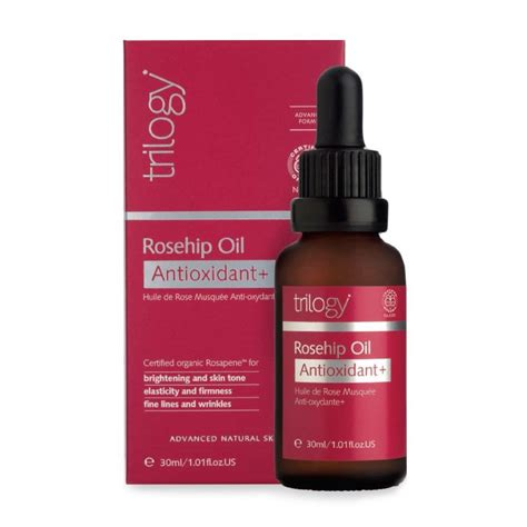 Trilogy Rosehip For trilogy certified organic rosehip antioxidant 30ml ebay