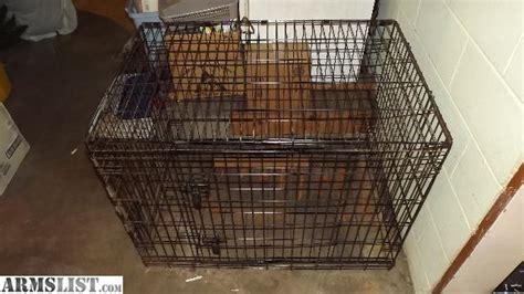 Armslist For Sale 2 Large Indoor Pet Kennels