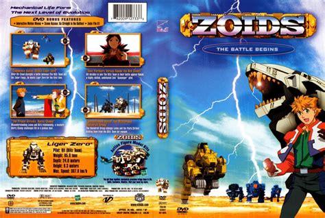film zoid zoids volume 1 the battle begins movie dvd scanned