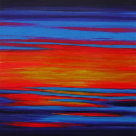 acrylic paint sunset 1000 images about acrylic water paintings on