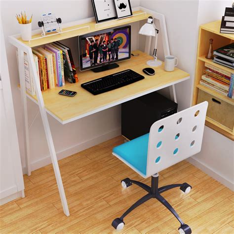 Ikea Computer Desk Chair Scandinavian Style Computer Desk Ikea Ikea Bookcase Table Desk Office Furniture Wood Desk