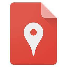 google my maps wikipedia