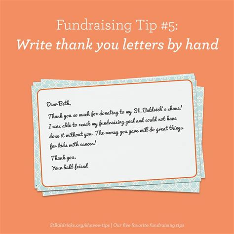 Handwritten Thank You Note For Donation 22 Best Fundraising Images On Fundraising Childhood Cancer And Foundation