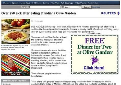 olive garden coupons in newspaper here are the most hilarious unfortunate online ad