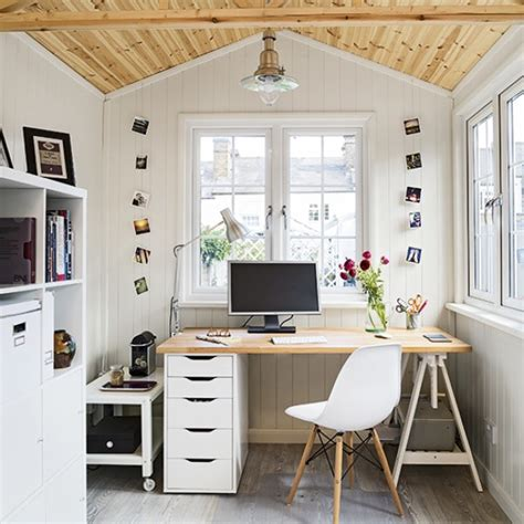 Office Desks Country Style Home 8 Country Style Home Office Ideas