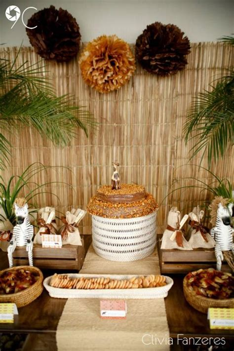 themed decorations uk 25 best ideas about safari decorations on