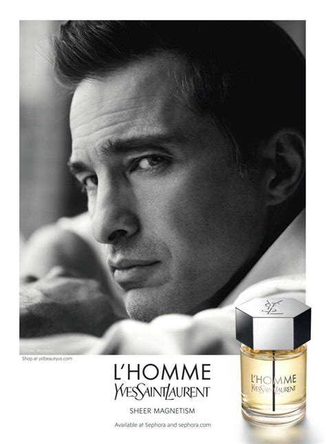 Fragrance L by Yves Laurent L Homme Ultime New Fragrances