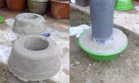 Pipa Paralon Yang Besar 6 Tutorial Cara Mudah Membuat Pot Vertikultur Pipa Paralon