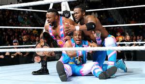 Desk Movers Wwe Rumors New Day To Receive Major Push