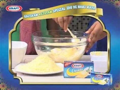 membuat kue nastar keju kraft video cara membuat nastar keju kraft youtube