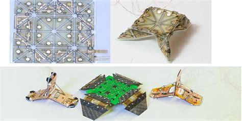 Robot Origami - introducing robogami a 3d printable origami robot