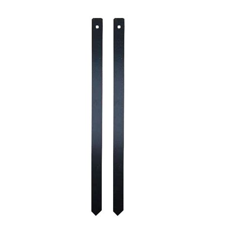 outdoor ls home depot qualarc optional lawn stakes for granite address plaques