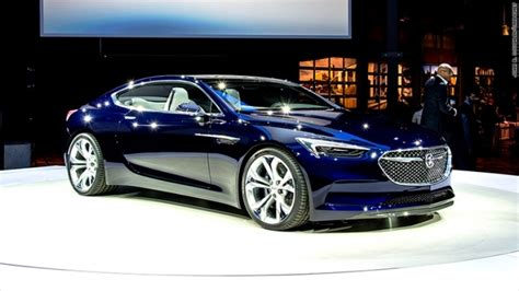 2019 Buick Concept by Buick Concept 2019 Upcoming Car Redesign Info