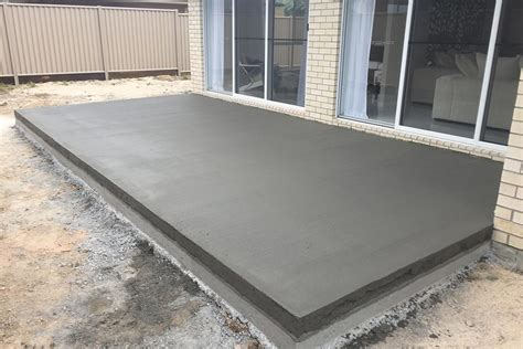 concrete slab 2 ? Full Throttle Constructions
