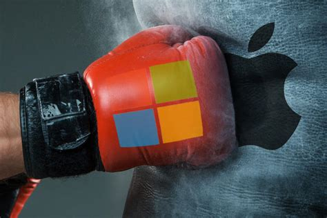 apple vs microsoft how microsoft rebounded to outshine apple network world