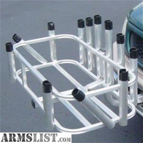 Hitch Mount Rod Rack by Armslist For Trade Quot Rod Rack Ii Quot Hitch Mount Rod And